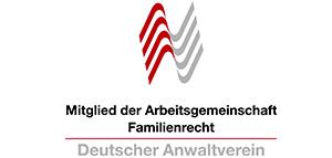 Mitglied in der Arbeitsgemeinschaft Familienrecht